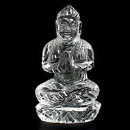 Sphatik Crystal Parvati - 24 gms
