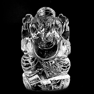 Sphatik Ganesha - 121 gms
