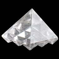 Sphatik Multi Pyramid -12 gms