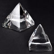 Sphatik Pyramid - Set of 2 - I - 21 gms