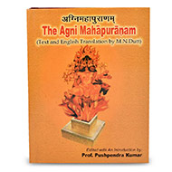 Sri Vedavyasa Agnimahapuranam - 2 volume set