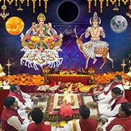 Surya Chandra Amavasya Dosh Nivaran Puja