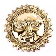 Sun Artifact for Vastu in brass