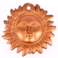 Sun Artifact for Vastu in copper