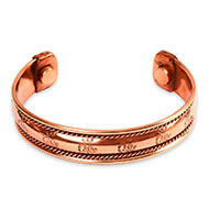 Tamba (Copper) Kada - Om Design