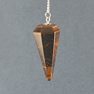 Tiger Eye Gemstone Dowser