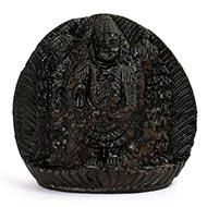 Tirupati Balaji Shaligram Murti - V