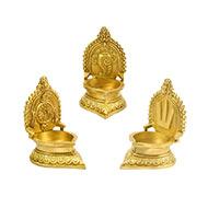 Tirupati Namam Diya - Set of 3