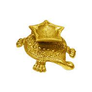 Tortoise Lamp holder - Design VIII