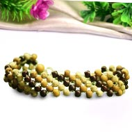 Tulsi and Sandalwood Multi Beads Bracelet