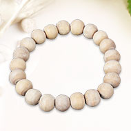 Tulsi bead bracelet - 11mm
