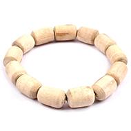 Tulsi Bracelet - Cylindrical Beads