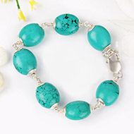 Turquoise Bracelet - Design II
