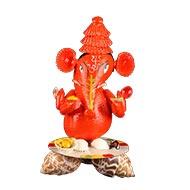 Vighnaharta Cowrie Ganesh