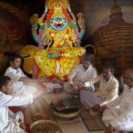 Vipreet Pratyangira Mantra Sadhana at Vindhya..