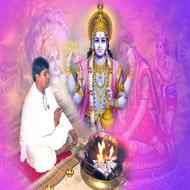 Vishnu Pujas