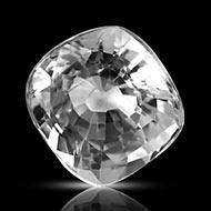 White Sapphire - 3.07 carats