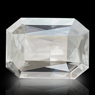 White Sapphire - 6.52 carats