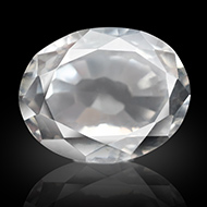 White Topaz - 7.50 carats - Oval