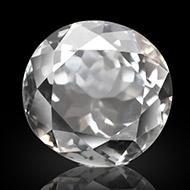 White Topaz - 9 to 11 carats - Round