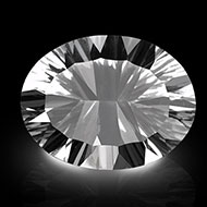 White Topaz Superfine cutting - 9 to 11 carats