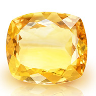 Yellow Citrine - 9 to 11 carats - Square Cushion