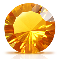 Yellow Citrine Superfine Cutting - 6.5 carats