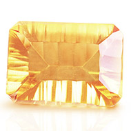 Yellow Citrine Superfine Cutting - 8.90 carats