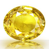 Yellow Sapphire - 15.91 carats - I
