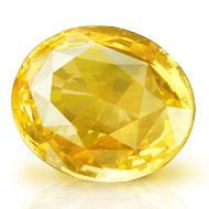 Yellow Sapphire - 17.80 carats