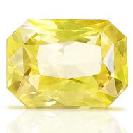 Yellow Sapphire - 3.70 carats