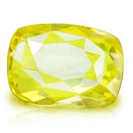 Yellow Sapphire - 4.02 carats - I