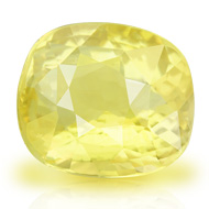 Yellow Sapphire - 4.06 carats