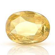 Yellow Sapphire - 4.110 carats