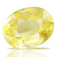 Yellow Sapphire - 4 carats - I