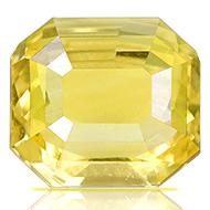 Yellow Sapphire - 4.030 carats