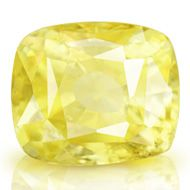 Yellow Sapphire - 5.02 carats