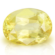 Yellow Sapphire - 5.10 carats
