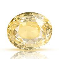 Yellow Sapphire - 5.75 carats - I