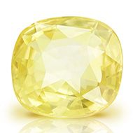 Yellow Sapphire - 6.14 carats