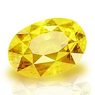 Yellow Sapphire - 6.45 carats