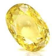 Yellow Sapphire - 6.58 carats