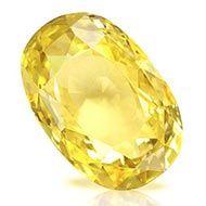 Yellow Sapphire - 6.58 carats