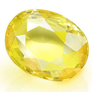 Yellow Sapphire - 6.75 carats