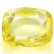 Yellow Sapphire - 7.12 carats