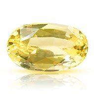 Yellow Sapphire - 2.49 carats