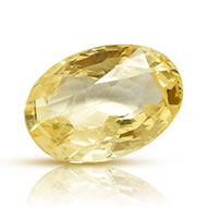 Yellow Sapphire - 2.09 carats